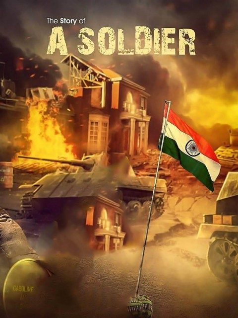 Soldier 26 January PicsArt Editing Background 2021