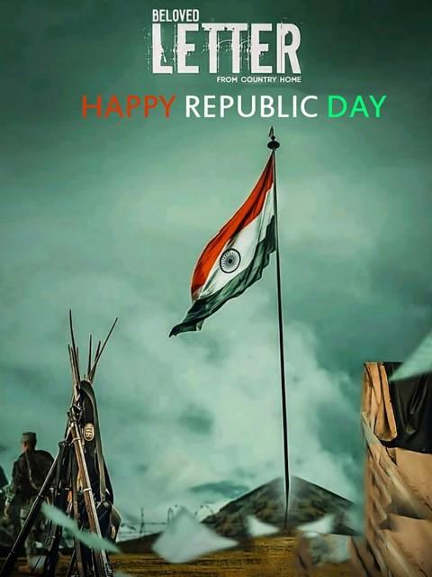 26 January Republic Day PicsArt Editing Background 2021