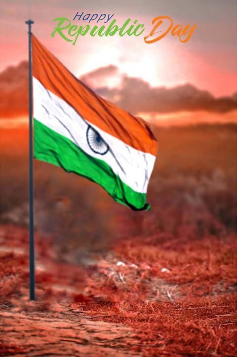 26 January Republic Day Editing Background