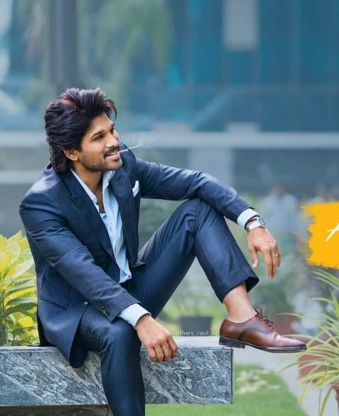 Allu Arjun Picsart Background HD