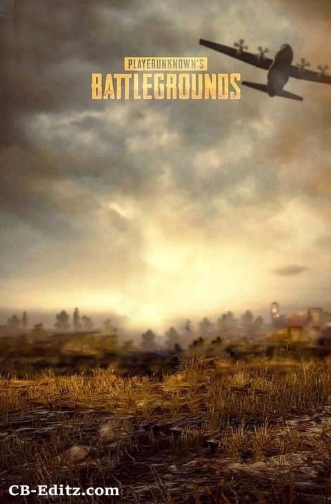 BattleGround Pubg Editing CB Background