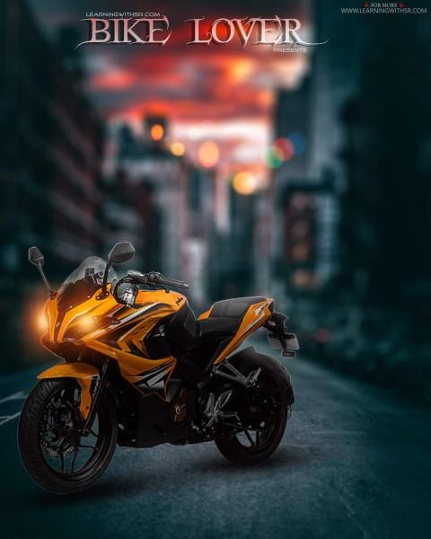 Bike Lover Picsart CB Background Full Hd