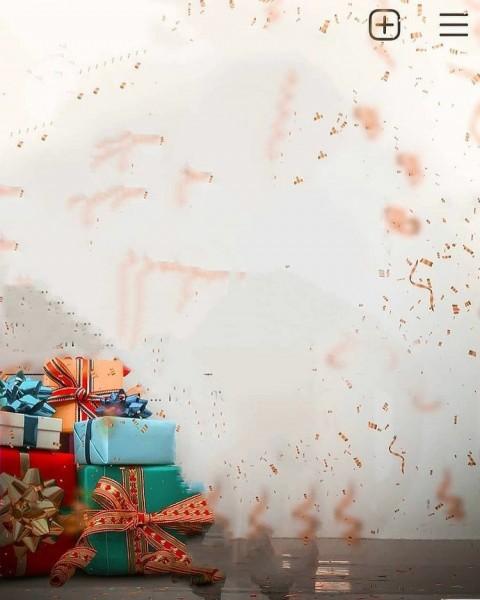 Birthday Gift PicsArt CB Editing HD Background
