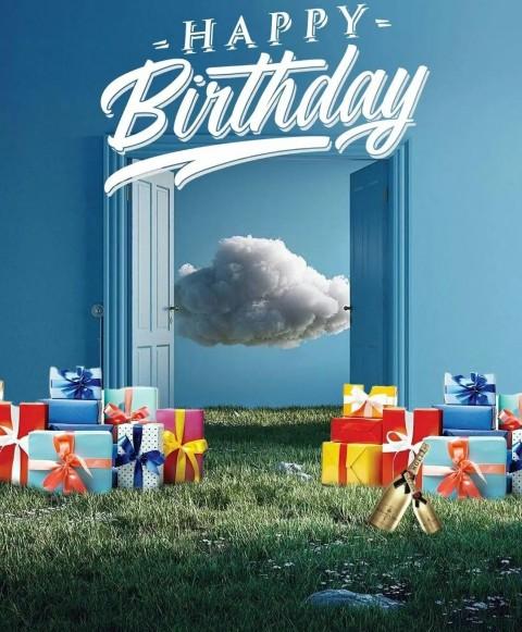 Birthday PicsArt CB Editing HD Background Download