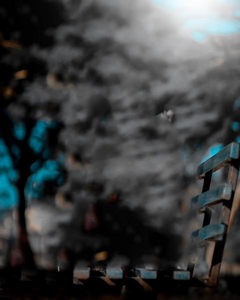 Black Dark CB Background