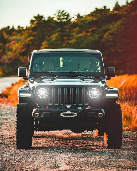 Black Jeep Picsart Background Full Hd