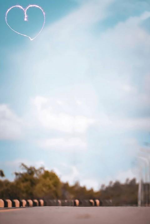 Blue Sky CB Editing Background