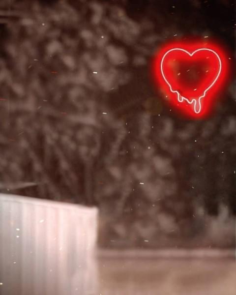 Blur Love PicsArt Editing Background HD
