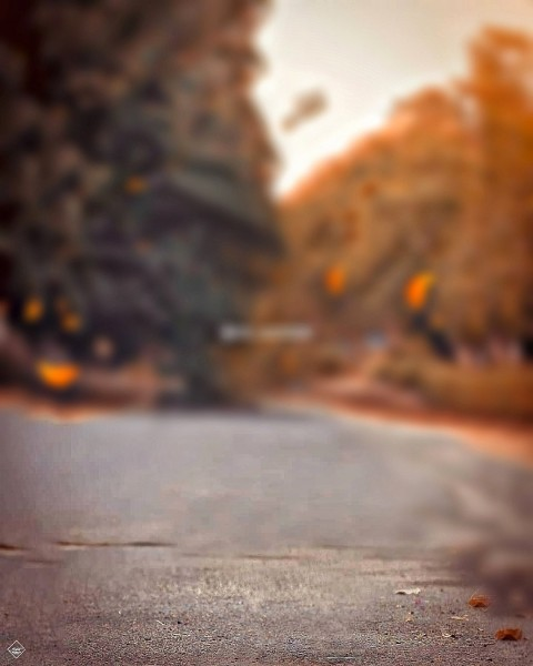 Blur Road CB Editing Background HD