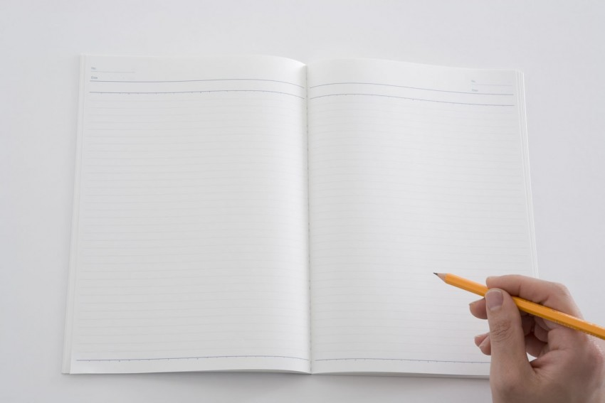 Book With Pen PowerPoint Background Download