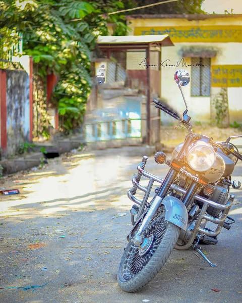 Bullet Bike  Hd Background 2021