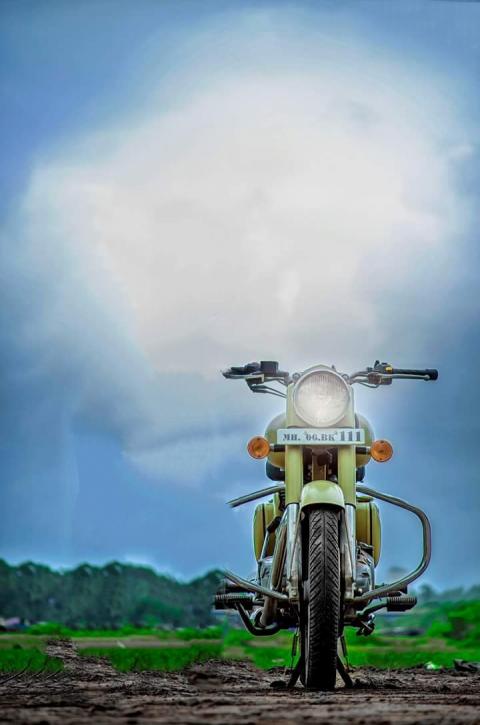 Bullet Bike Picsart CB Background Download