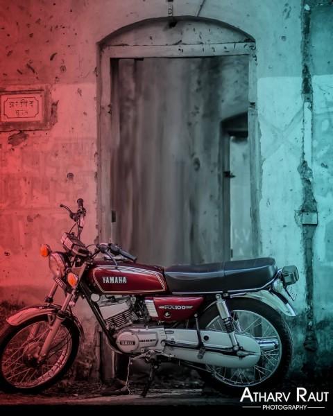 CB Editing Bike Background hD