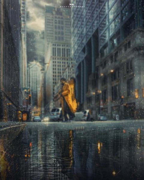 City New Picsart Background