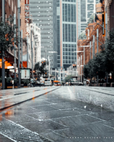 City Outdoor CB Background Hd