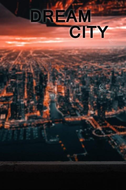 City Picsart  Editing Background