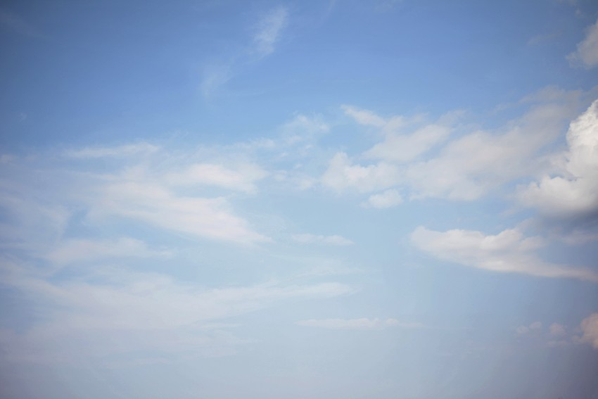 Clear Cloud Sky Background Full HD Download