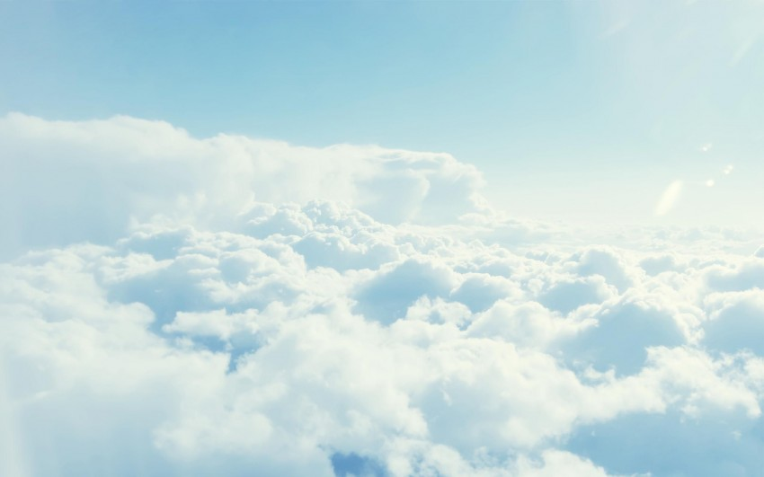 Cloud With Sky Background Full HD Download