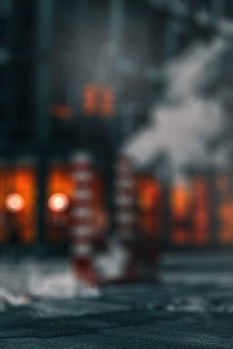 Dark Blur CB Background For Picsart