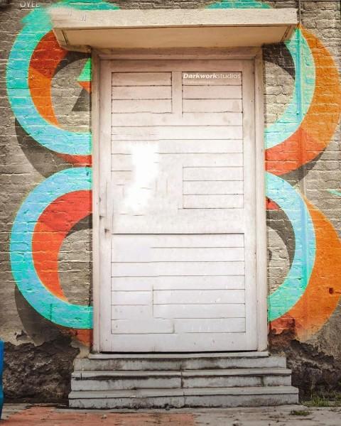 Door CB Editing Background