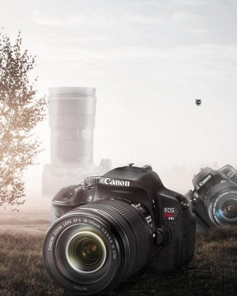 DSLAR Camera PicsArt CB Editing HD Background