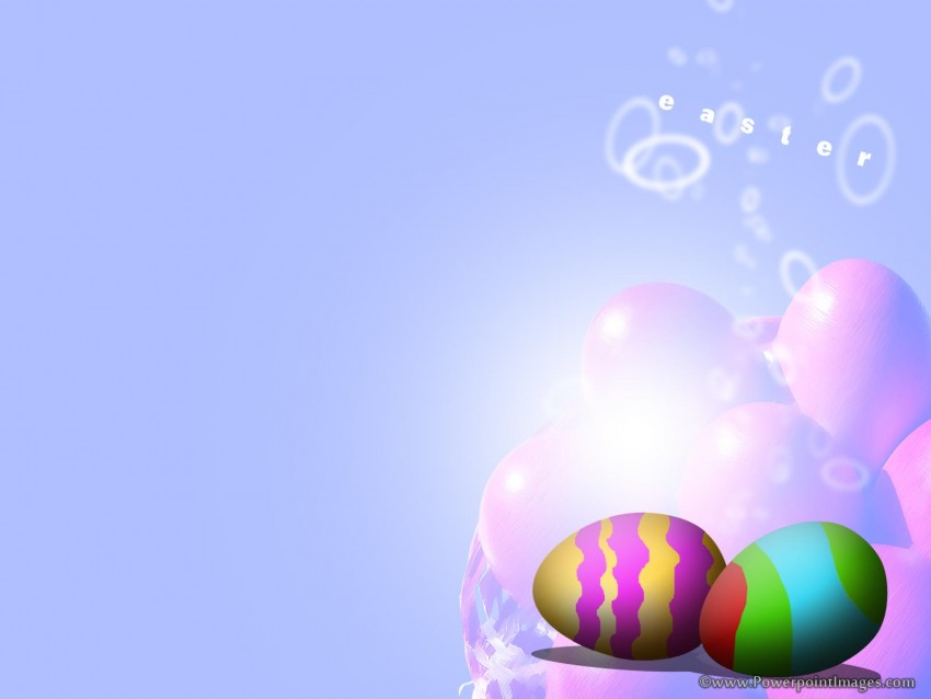 Easter Powerpoint Background Images Hd
