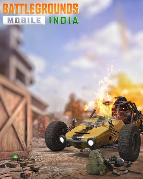 Editing  Battleground Mobile India Background Download