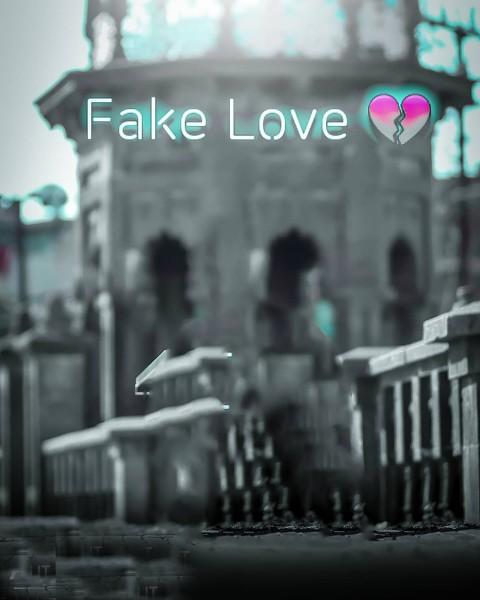 Fake Love CB Background