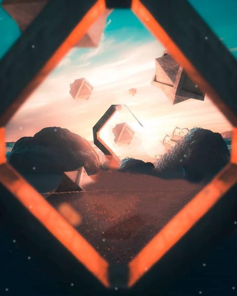 Frame Editing Picsart CB Background