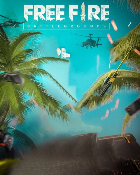 Free Fire Photo Editing Background HD Download
