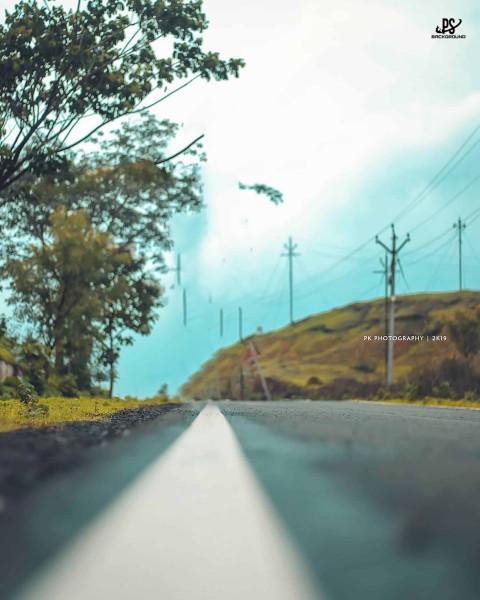Full Hd Road Picsart Background Download