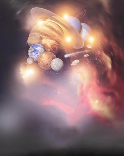 Galaxy Vijay Mahar Edits Background
