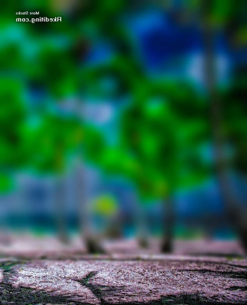 Green Blur PicsART CB Background
