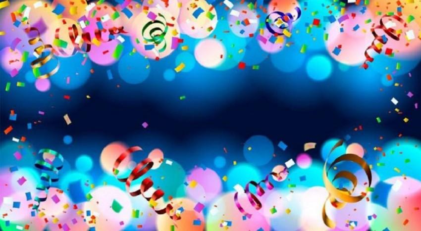 Happy Birthday Background For Flex Banner