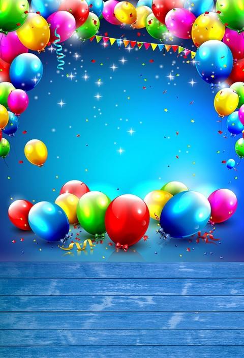 Happy Birthday Background  For Photoshop Editing
