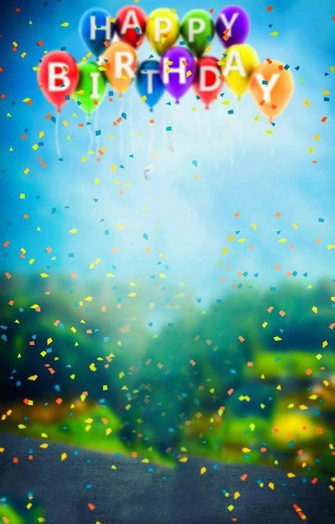Happy Birthday CB Background Download