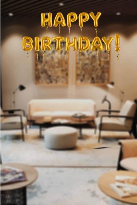 Happy Birthday Picsart Editing Background