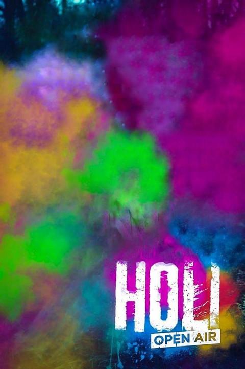Happy Holi Photo Editing Background For Picsart