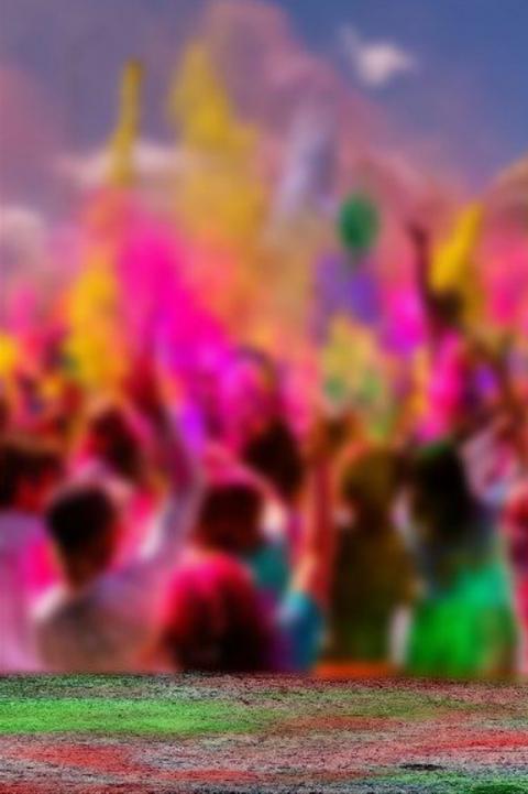 Happy Holi Photo Editing Background Full Hd