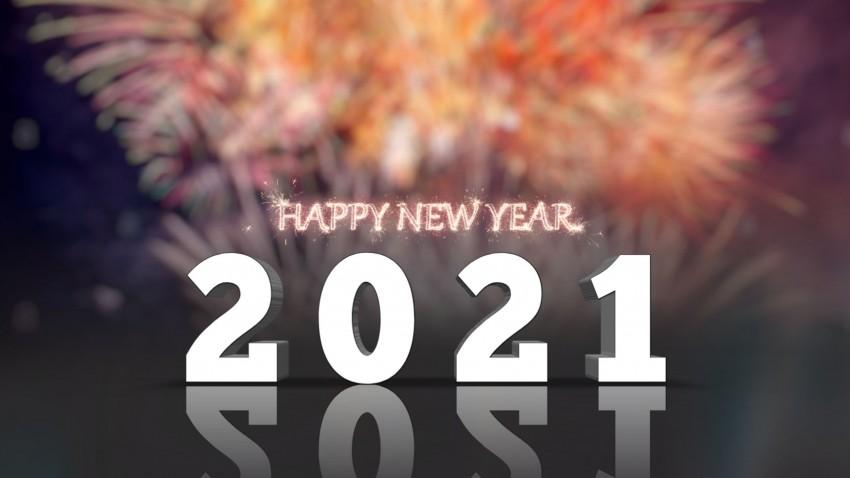 Happy New Year 2021 CB Picsart Editing Background