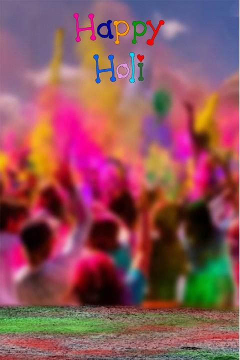 Holi CB Picsart Photo Editing Background Full HD