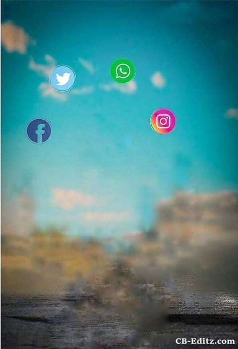 Instagram Editing CB Background