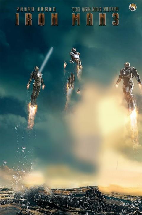 Iron Man Picsart Editing CB Background