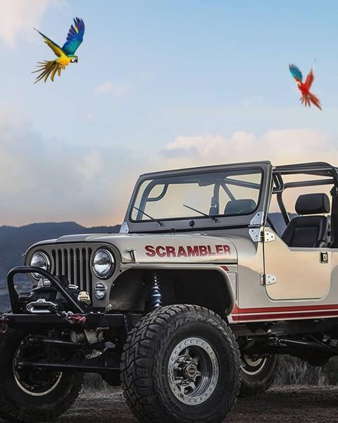 Jeep CB Picsart Editing HD Background