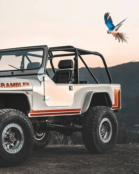 Jeep PicsArt Editing Background HD Download