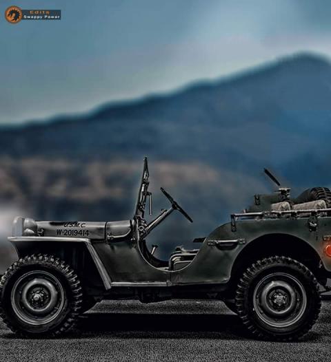 Jeep Picsart Editing CB Background Hd