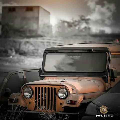 Jeep Snapseed Background Full Hd