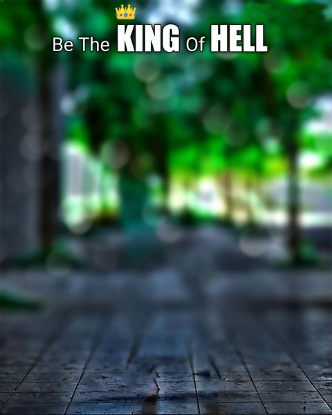 King CB Background