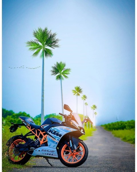 KTM Bike Edits Picsart Background