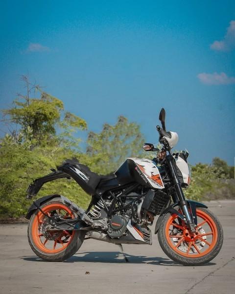 KTM Bike Photo Editing Background HD Download